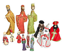 The Wise Men Collection